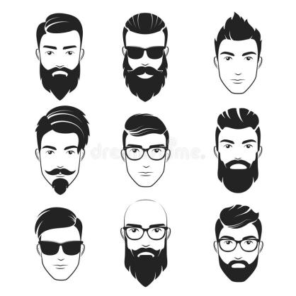 set-vector-bearded-hipster-men-faces-haircuts-beards-mustaches-set-handsome-man-emblems-icons-94022737